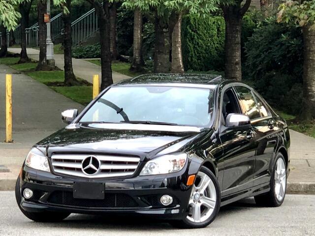 2009 Mercedes-Benz C-Class C300 4MATIC Luxury Sedan