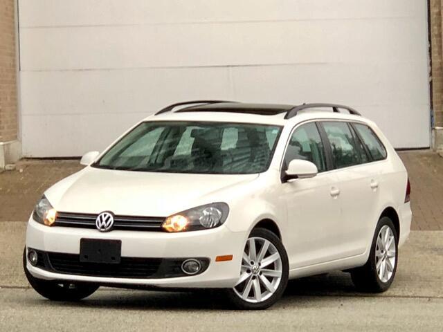2012 Volkswagen Golf SportWagen 2.0L  TDI  Highline