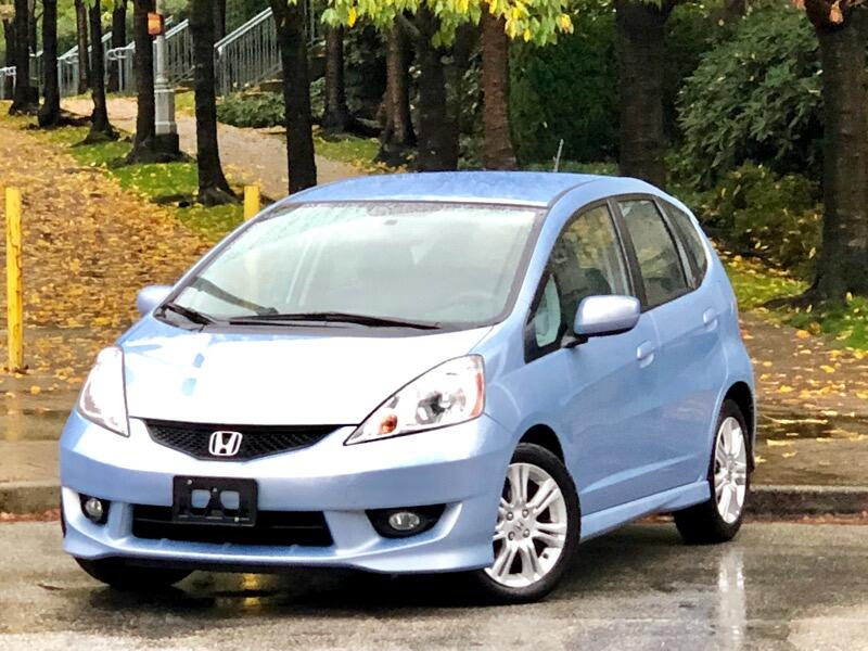 2010 Honda Fit Sport  Automatic