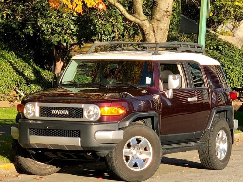 2007 Toyota FJ Cruiser 4WD Automatic