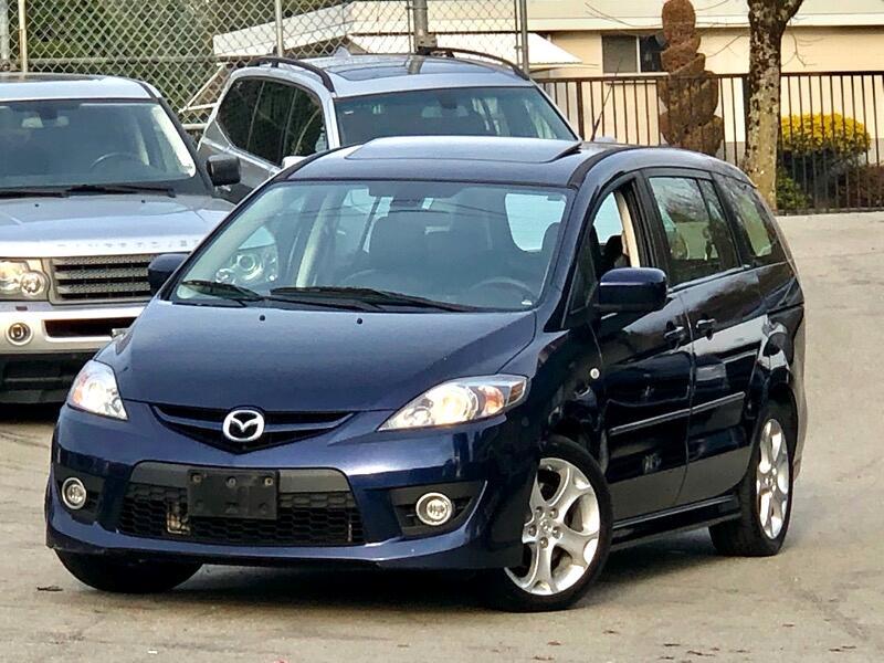 2008 Mazda MAZDA5 GT SPORT