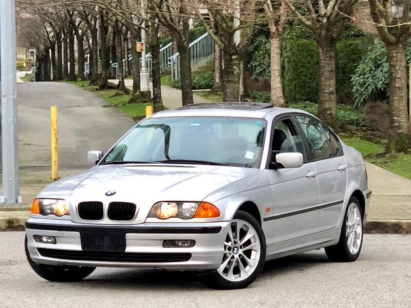 2001 BMW 3-Series 320i