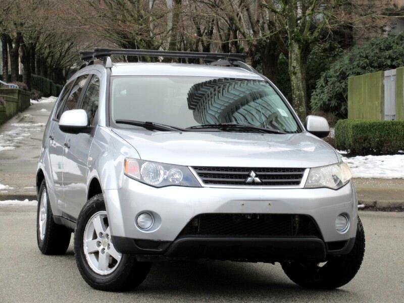 2007 Mitsubishi Outlander LS 4WD