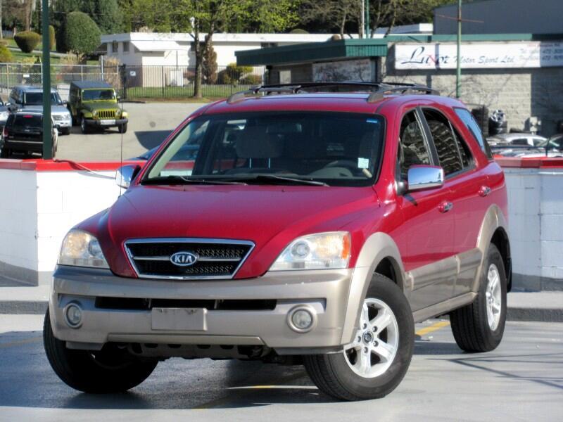 2003 Kia Sorento LX 4WD