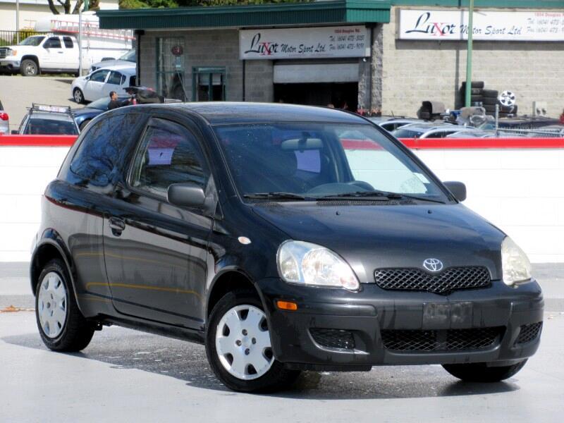 2005 Toyota ECHO 2 Door Hatchback