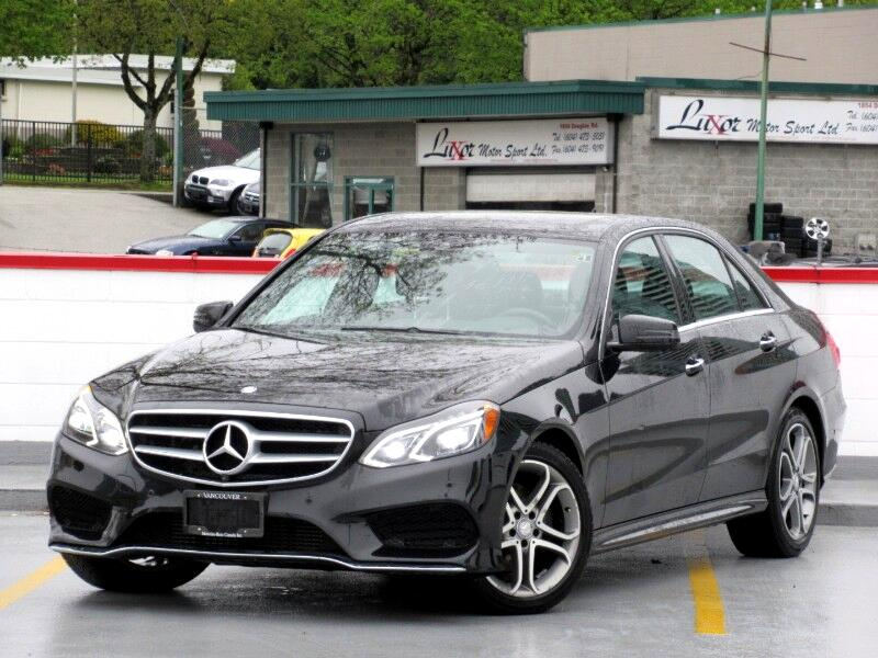 2014 Mercedes-Benz E-Class 4dr Sdn E 250 BlueTEC Luxury 4MATIC