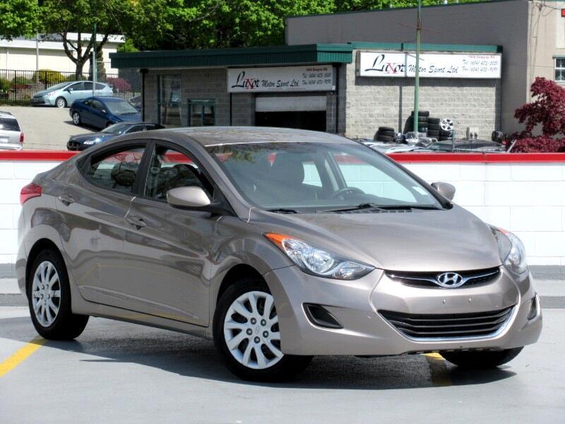 2011 Hyundai Elantra 4dr Sdn Auto GLS