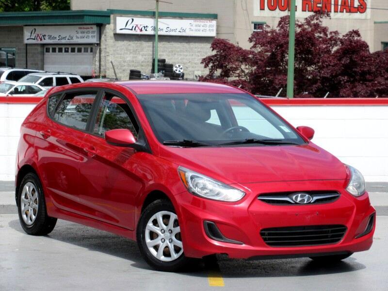 2013 Hyundai Accent GS 5-Door