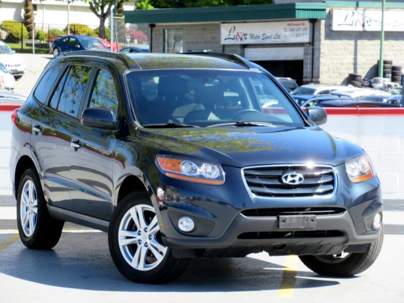 2011 Hyundai Santa Fe SE 3.5 4WD