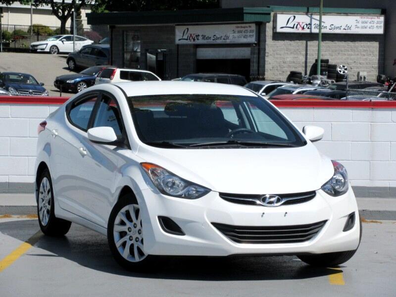 2013 Hyundai Elantra GLS M/T
