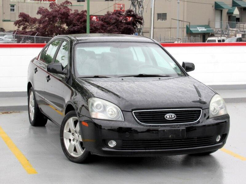 2007 Kia Optima EX V6