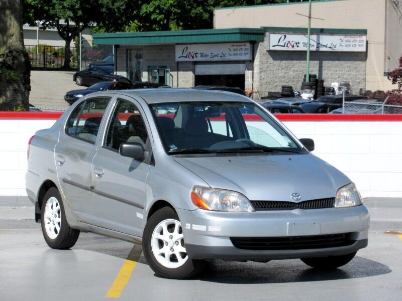 2002 Toyota ECHO 4-Door Sedan