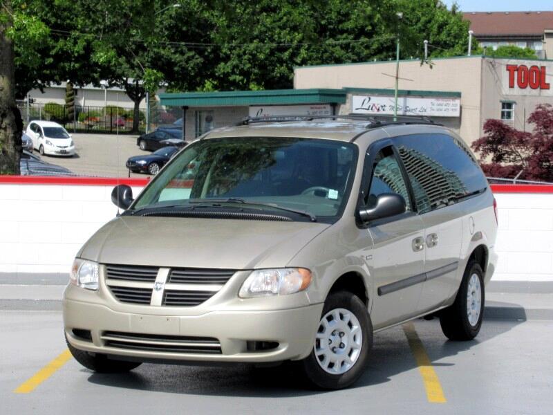 2005 Dodge Grand Caravan SE STOW N GO