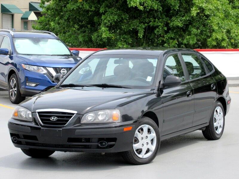 2005 Hyundai Elantra GLS 5-Door