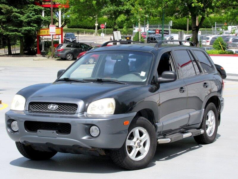 2001 Hyundai Santa Fe GL V6