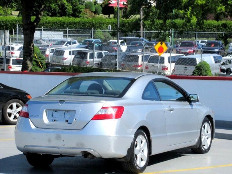 2007 Honda Civic LX coupe