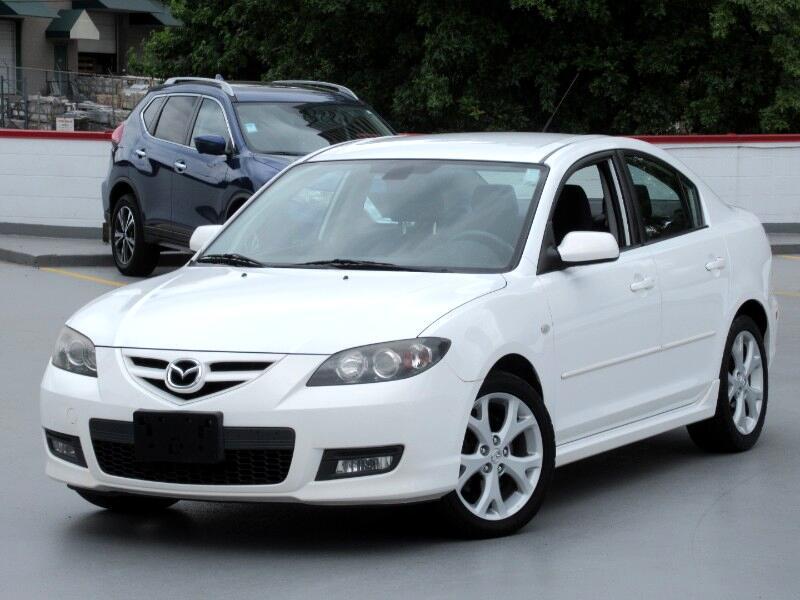 2007 Mazda MAZDA3 s Grand Touring 4-Door