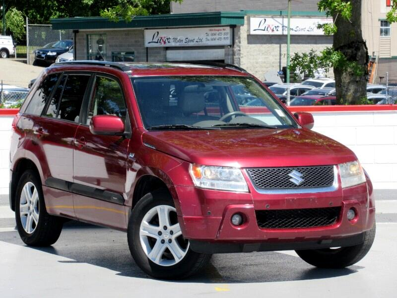 2006 Suzuki Grand Vitara Luxury 4WD