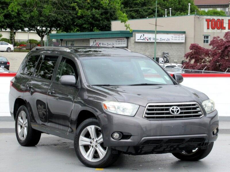 2008 Toyota Highlander Sport 4WD