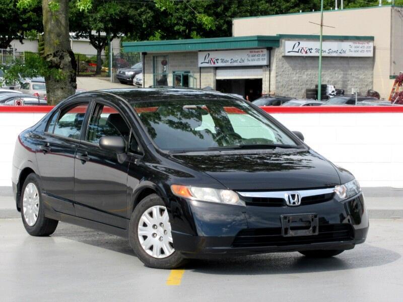 2006 Honda Civic DX Sedan AT