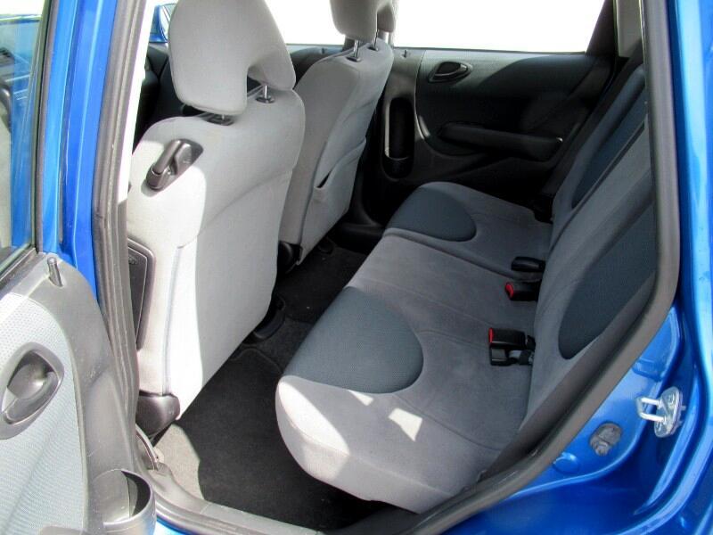 2007 Honda Fit 5-Speed MT