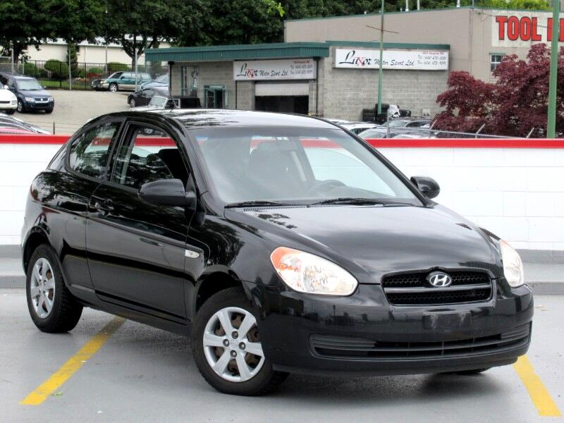 2008 Hyundai Accent SE 3-Door