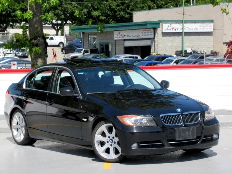 2007 BMW 3-Series 335i