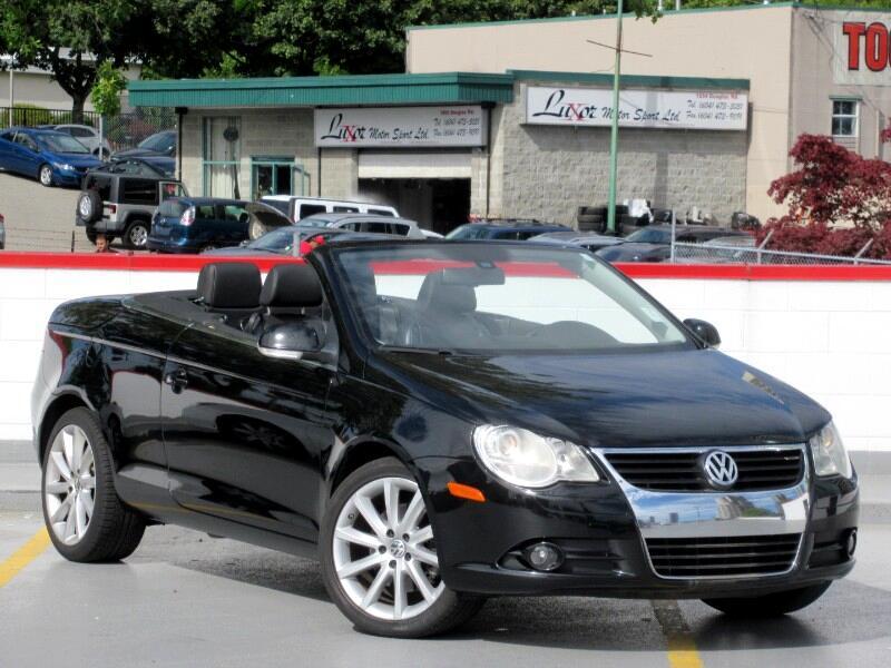 2007 Volkswagen Eos 2.0T w/ Luxury Pkg.