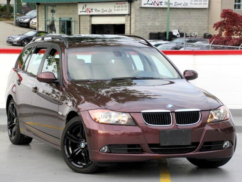 2007 BMW 3-Series Sport Wagon 328xi