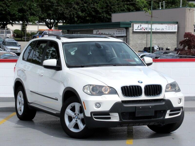 2007 BMW X5 3.0 Si 7 PASSANGER