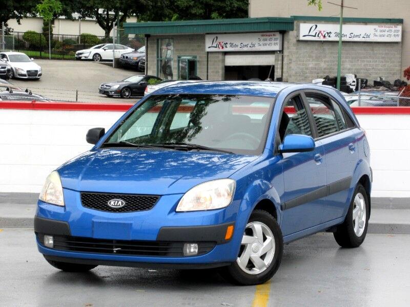 2006 Kia Rio5 SX
