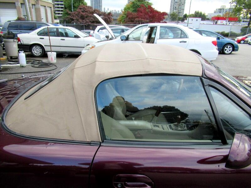 2000 Mazda MX-5 Miata HARD TOP