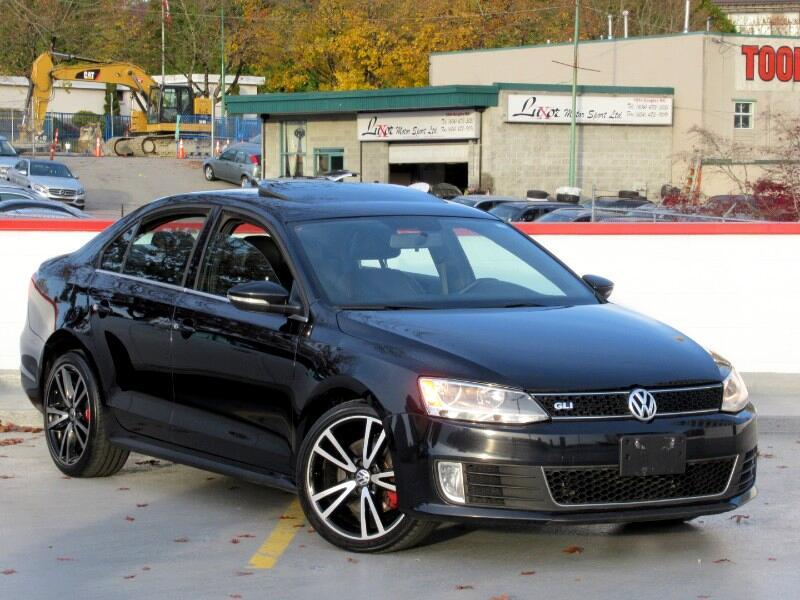 2012 Volkswagen Jetta 2.0T GLI