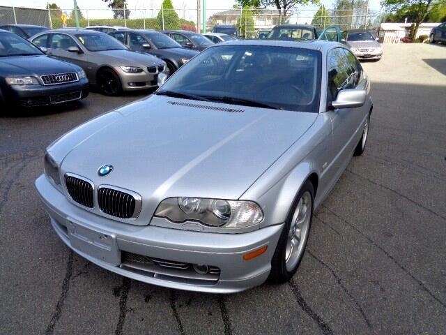 BMW 3-Series 330Ci coupe 2001