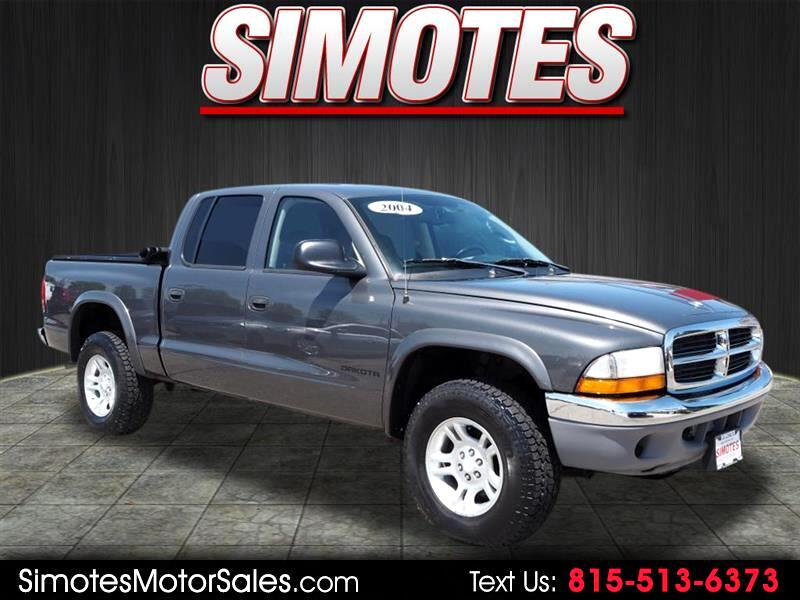 Dodge Dakota SLT Quad Cab 4WD 2004