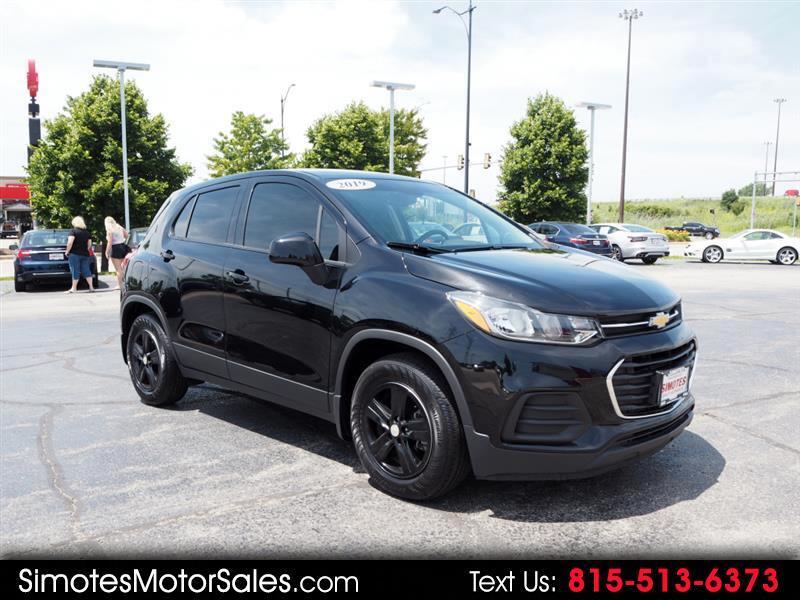 Chevrolet Trax LS FWD 2019
