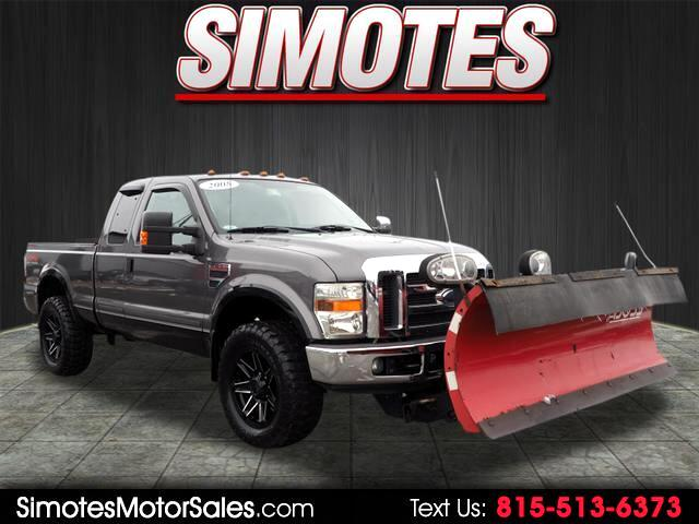 Ford F-250 SD Lariat SuperCab 4WD 2008