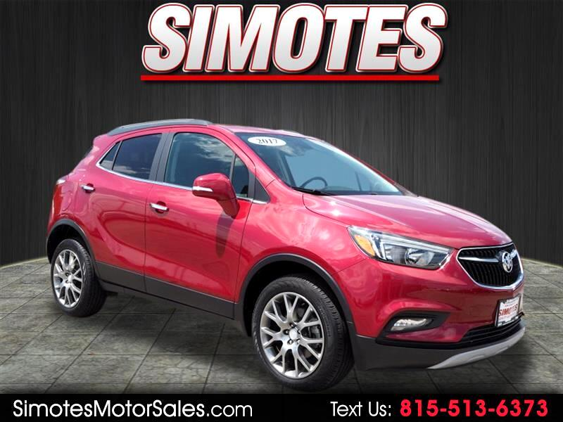 Buick Encore Sport Touring AWD 2017