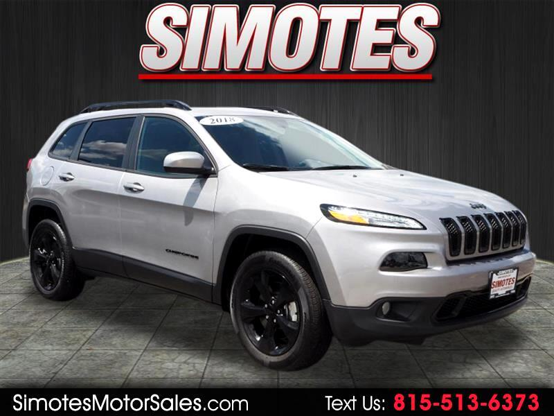 Jeep Cherokee Latitude 4WD 2018