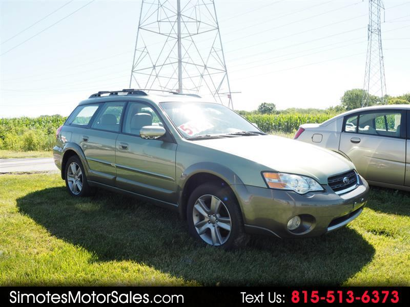 Subaru Outback 3.0R L.L.Bean Edition Wagon 2006