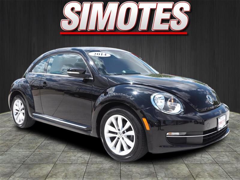 Volkswagen Beetle 2.0T Turbo 2014