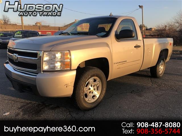 2008 Chevrolet Silverado 1500 Work Truck Std. Box 4WD