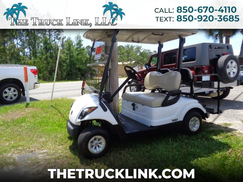 2015 Yamaha Golf Cart Gas