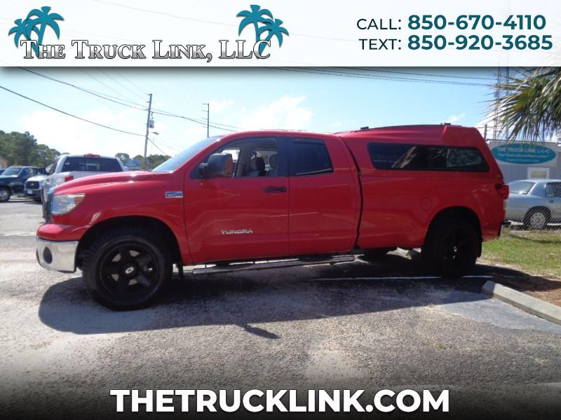 2013 Toyota Tundra Tundra-Grade 5.7L FFV Double Cab Long Bed 4WD