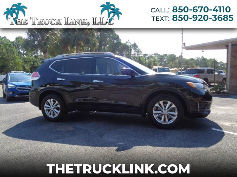 2016 Nissan Rogue S 2WD