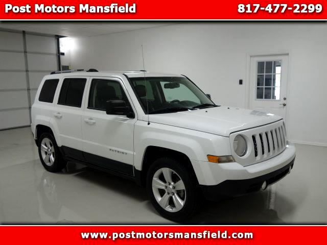 2012 Jeep Patriot Limited 2WD