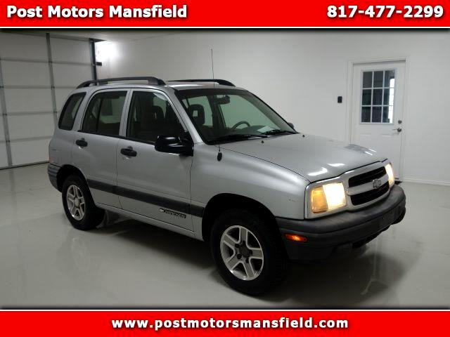 2004 Chevrolet Tracker Base 2WD