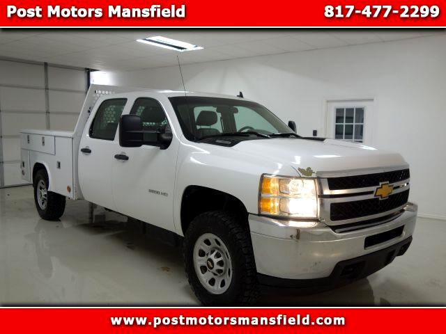 2014 Chevrolet Silverado 3500HD Work Truck Crew Cab Long Box 2WD