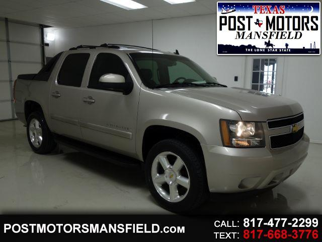 2007 Chevrolet Avalanche LT2 2WD