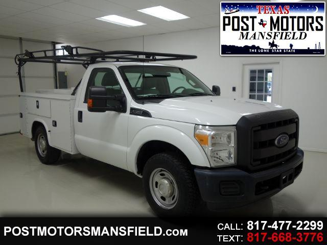 2014 Ford F-350 SD XL 2WD